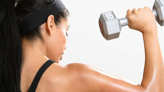 woman lifting dumbbells, exercise, fitness_891455264257276-159532
