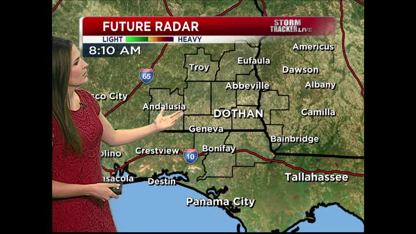Wake Up Wiregrass Forecast for September 4_59663604