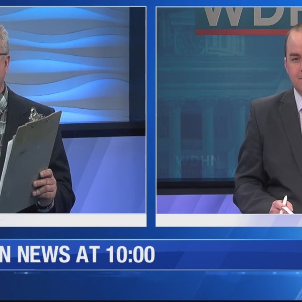 WDHN Sports at 10 with Mike Gurspan