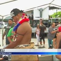 Simone Eli and Tua Tagovailoa live from Hawaii Saturday at 10