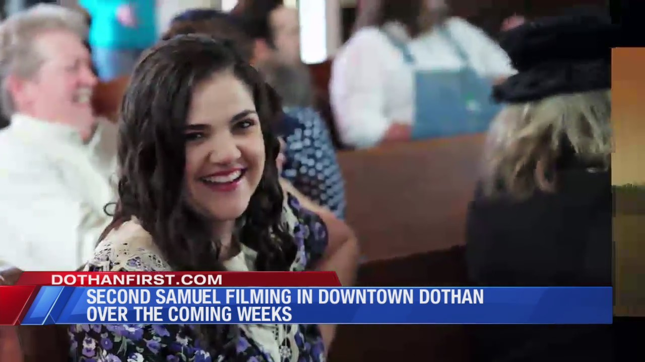 Second Samuel filming in Dothan