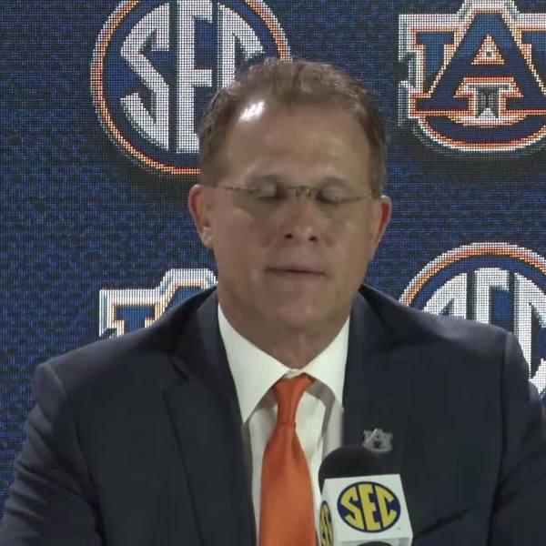 Gus Malzahn speaks on rivals, schedule