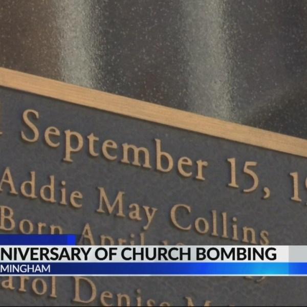 55th Anniversary of church bombing