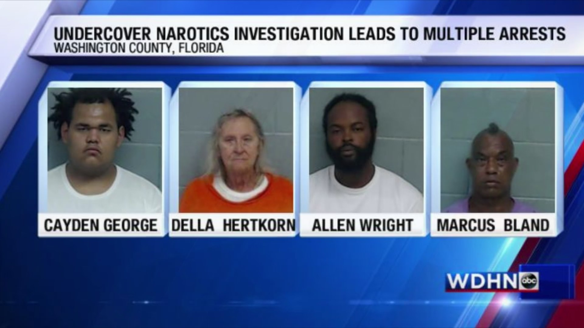Undercover Narcotics Investigation Leads to Multiple Arrests