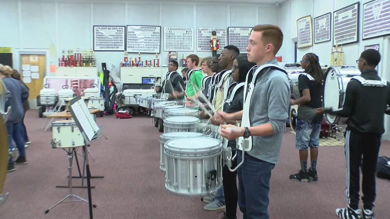 BAND OF THE WEEK: Northview Cougars