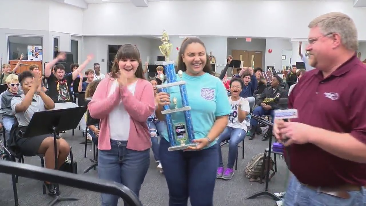 BAND OF THE YEAR: Daleville High