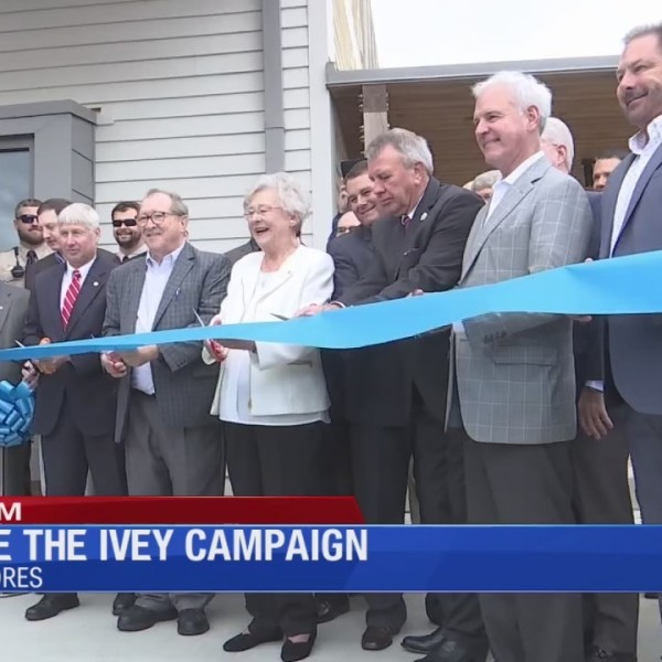 Inside the Ivey Campaign