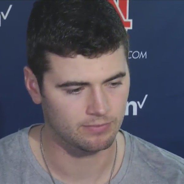 Jarrett Stidham speaks post-game Iron Bowl