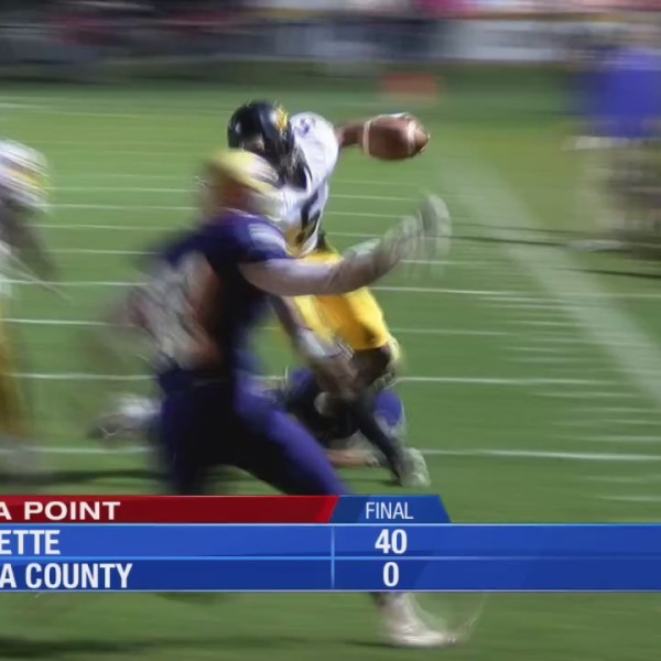 THE EXTRA POINT: Lafeyette vs. Geneva County