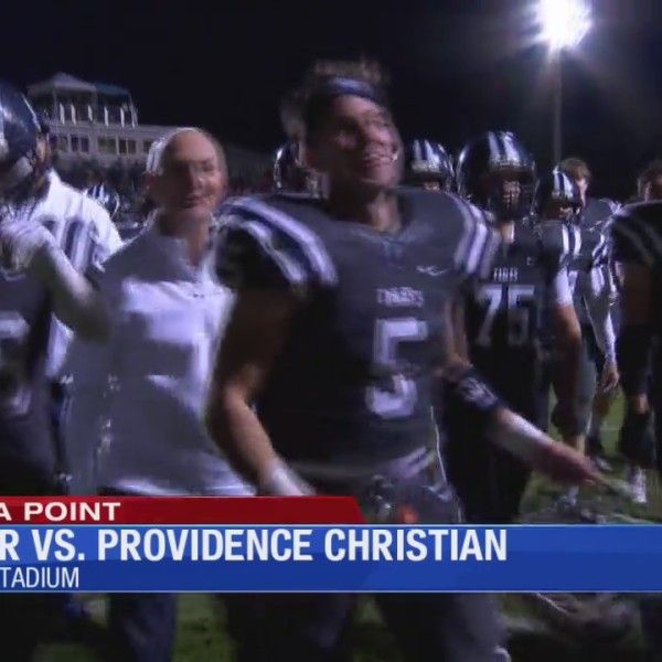 THE EXTRA POINT: Lamar vs Providence Christian