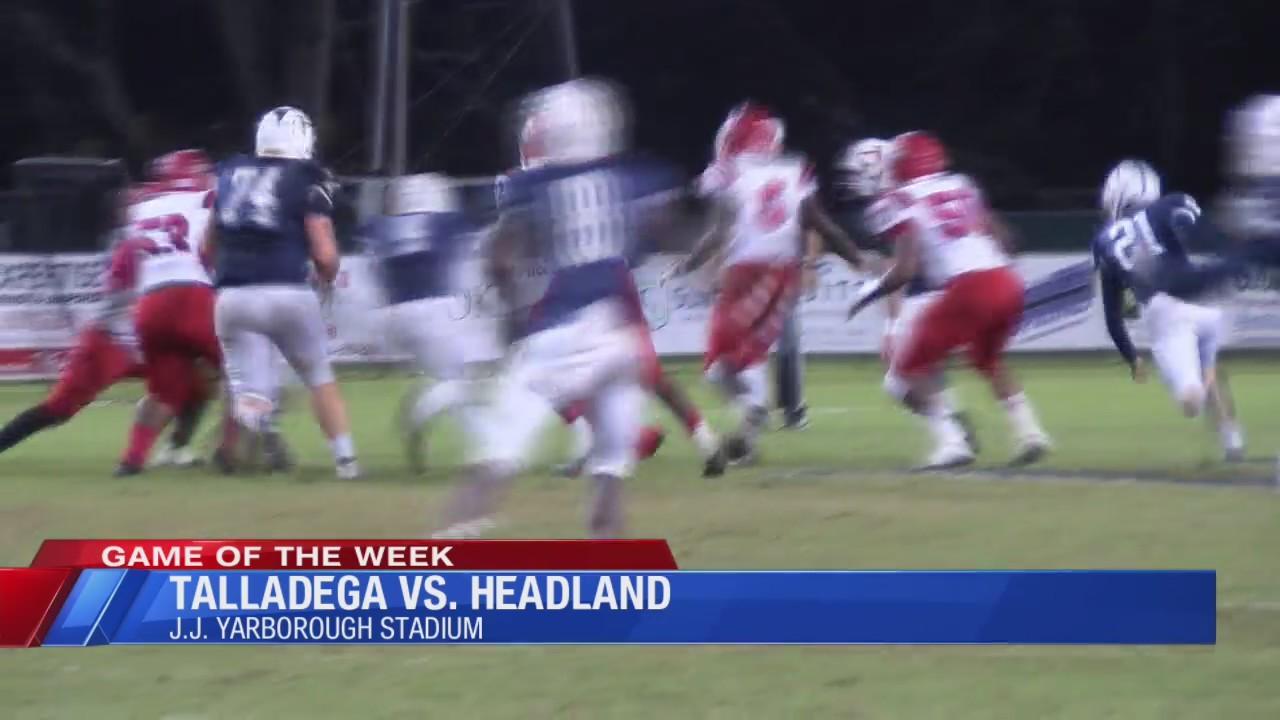 THE EXTRA POINT: Talladega vs Headland