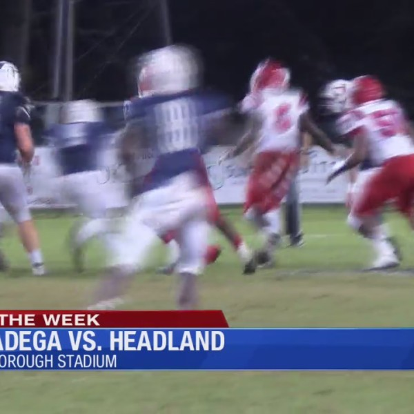 THE EXTRA POINT: Talladega vs Headland
