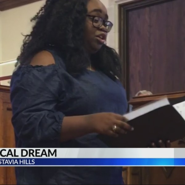 16 year old opera singer going to Carnegie Hall