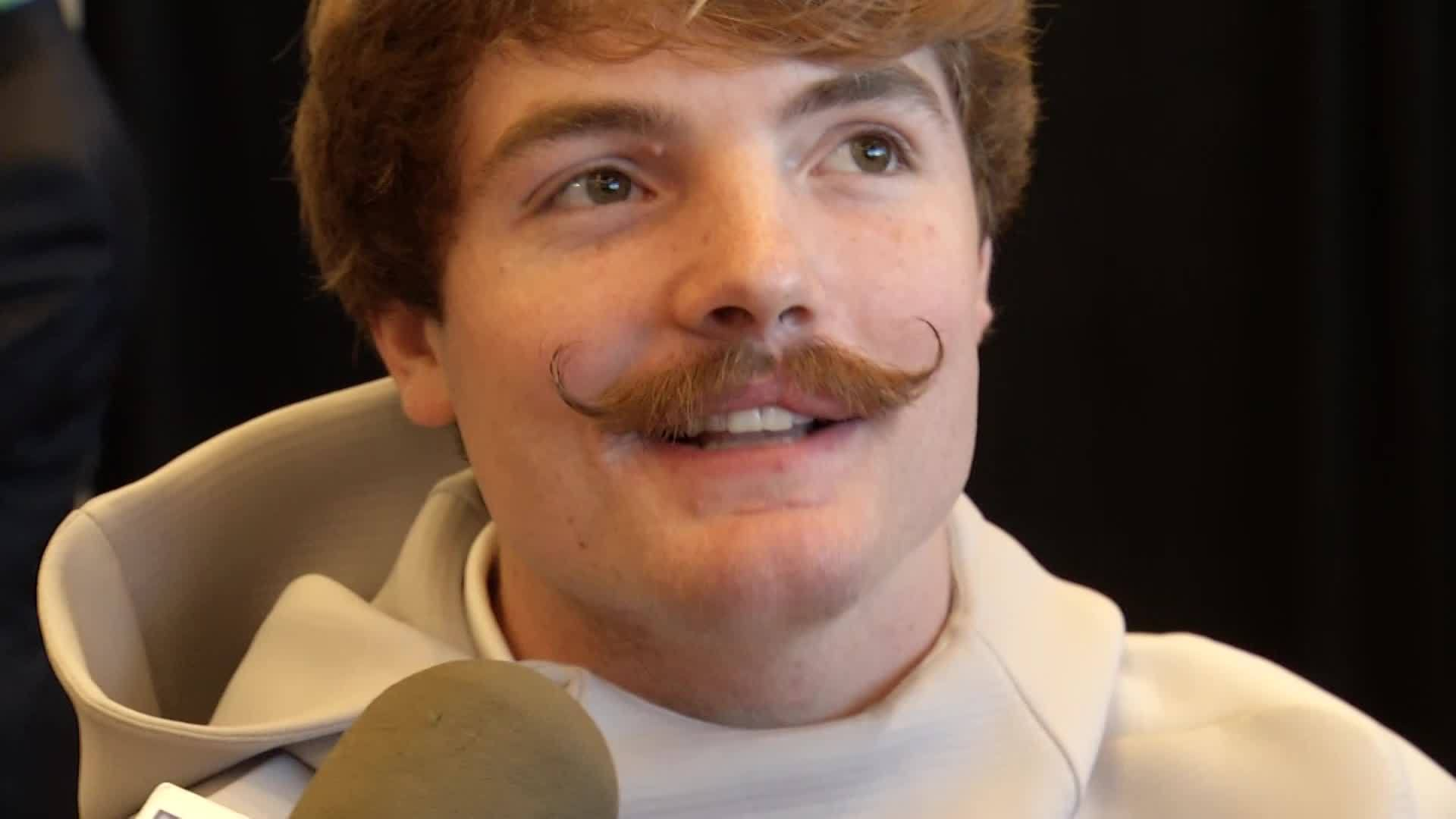John Parker's Mustache