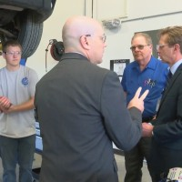 State School Superintendent visits G-Tech Center in Geneva