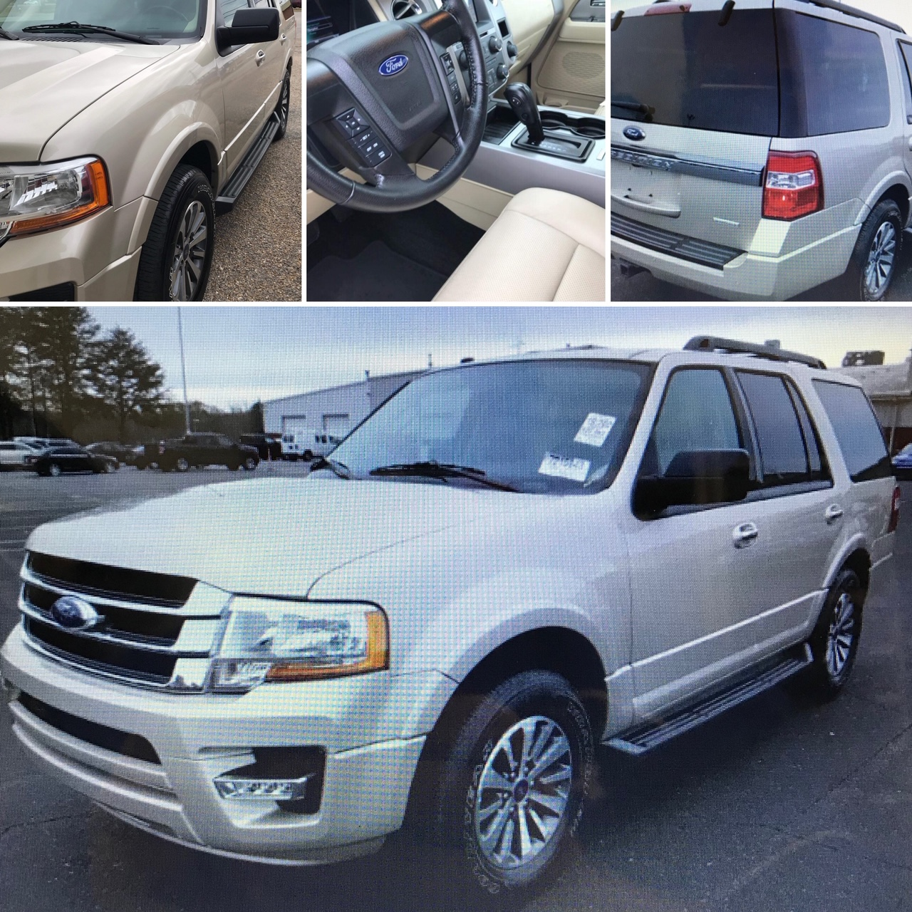 Stolen Ford Expedition