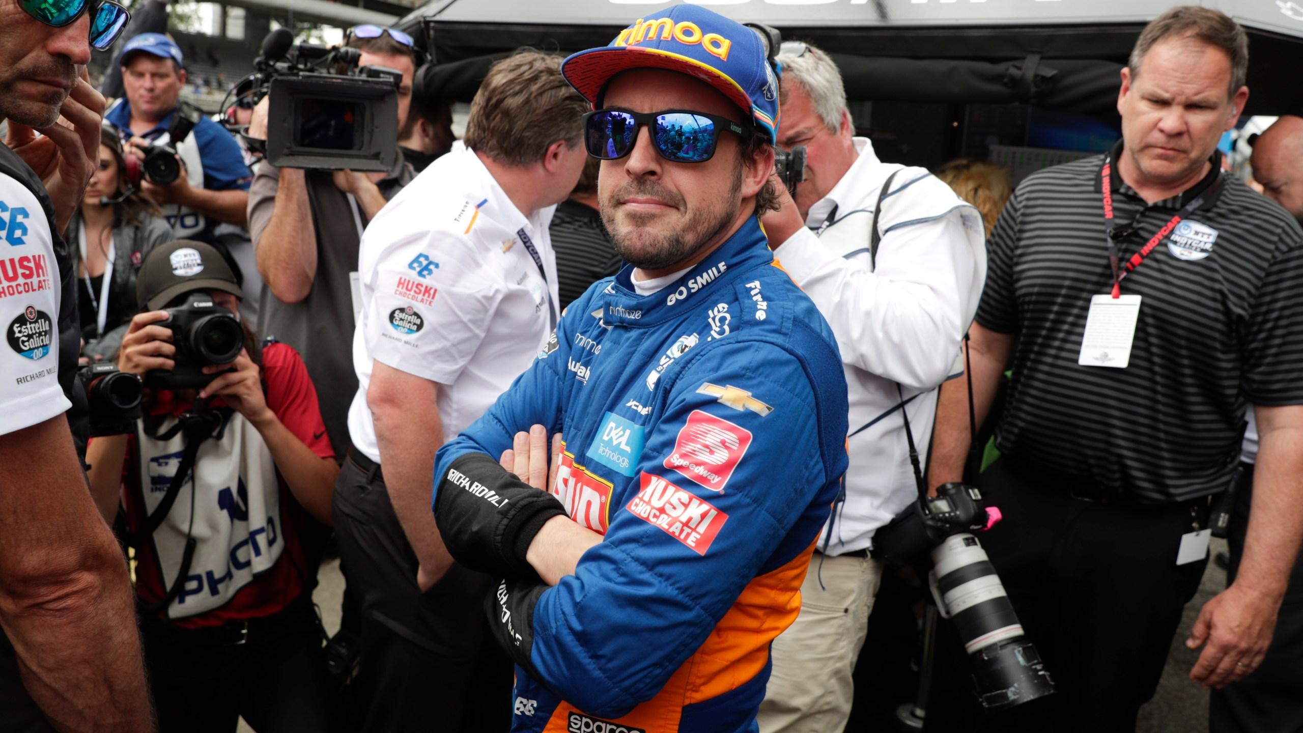 IndyCar Indy 500 Auto Racing_1558381161183