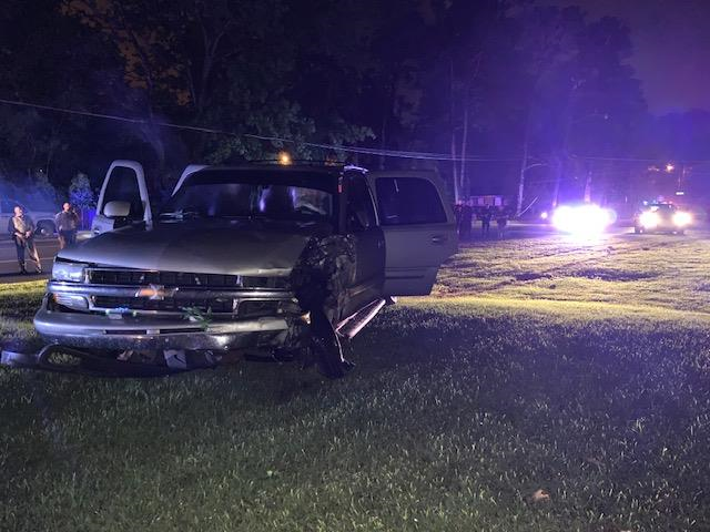 Woodland Drive - High speed chase ends