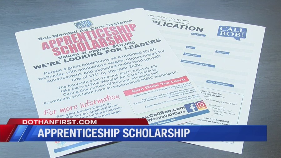 Apprenticeship Scholarship