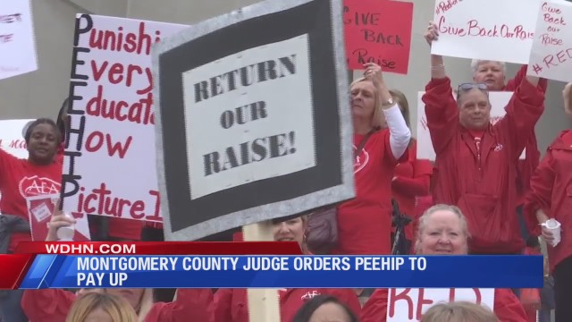 Alabama judge orders healthcare provider to return money to teachers