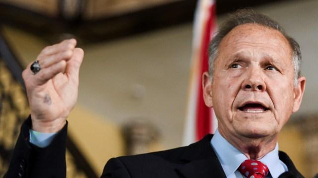 Moore lags in 2020 fundraising; Jones leads