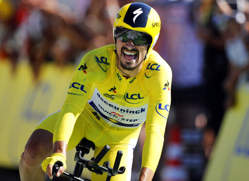 alaphilippe stuns tour with time