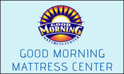 Good Morning Mattress Logo