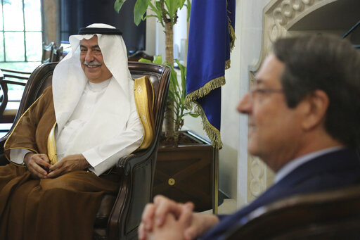 Nicos Anastasiades, Ibrahim Bin Abdulaziz Al-Assaf
