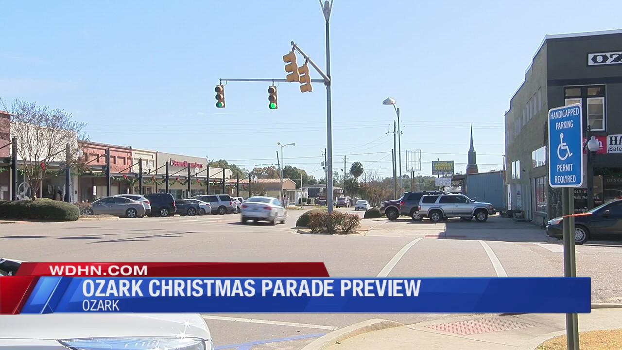 Ozark Christmas Parade 2020 Ozark to hold Christmas parade Dec. 3 | WDHN   DothanFirst.com