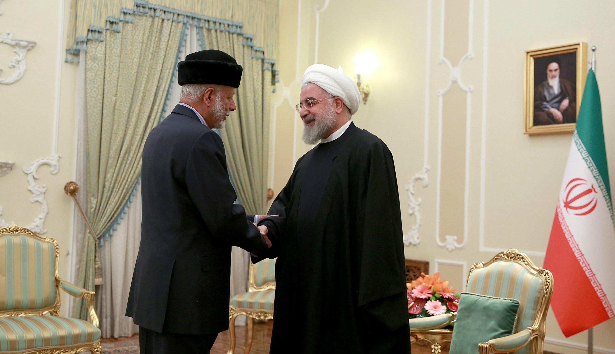 Hassan Rouhani, Yusuf bin Alawi