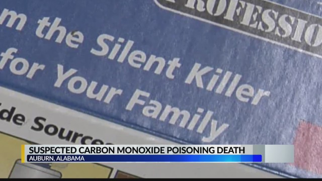 Accidental CO poisoning suspected in deaths of Alabama woman and dog