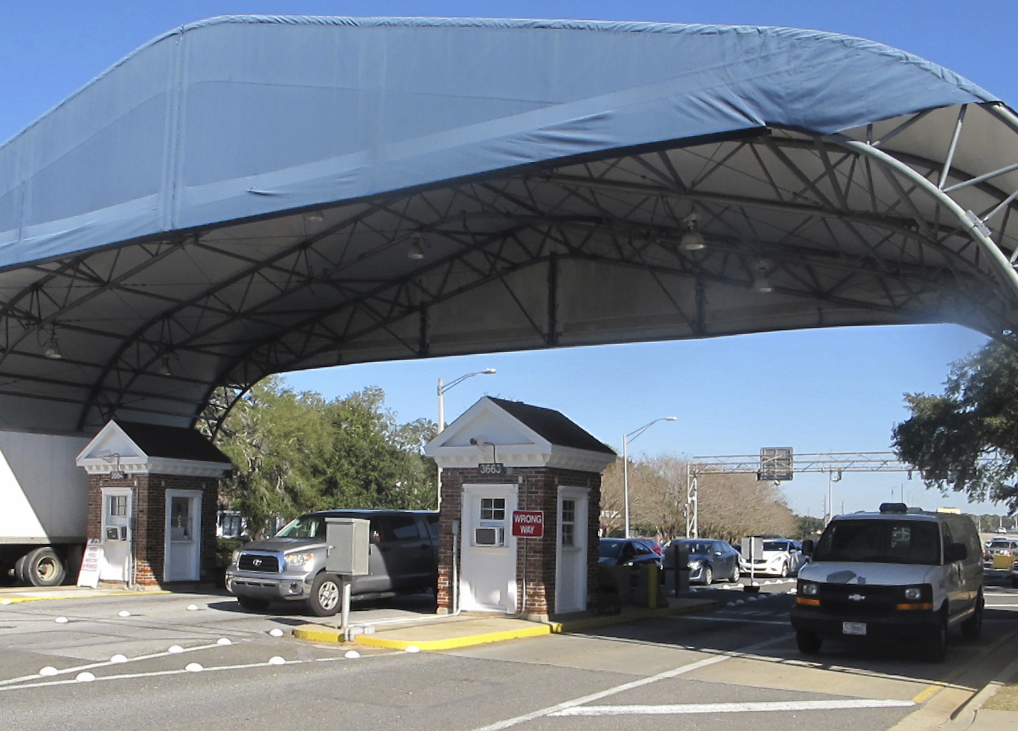Naval Air Base Station
