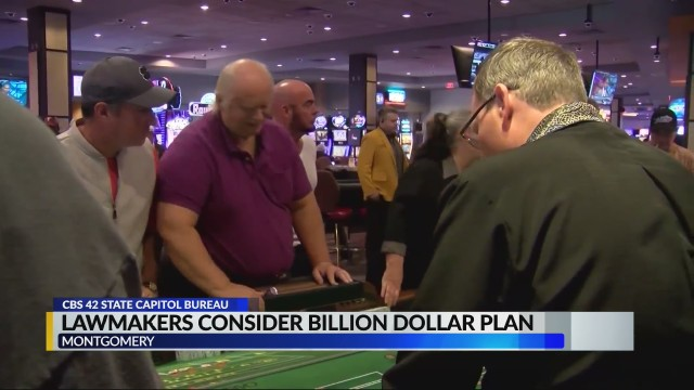 Gambling will be an issue during upcoming Alabama legislative session