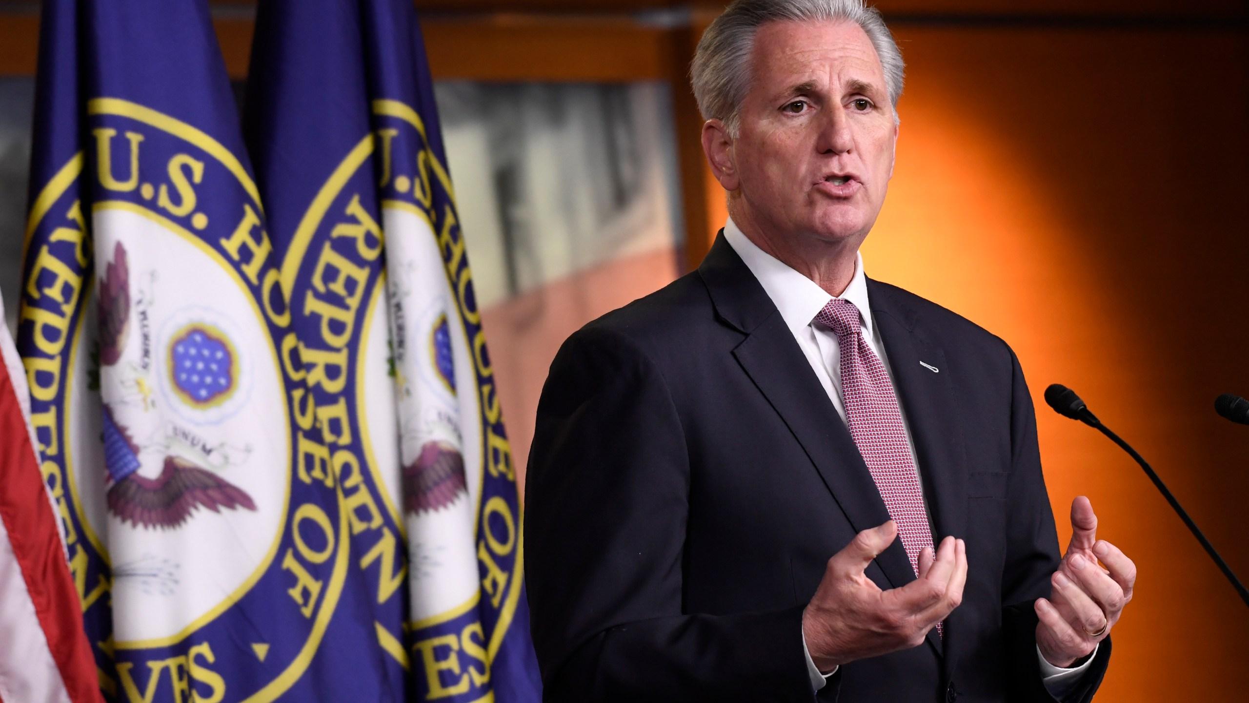 Congress locks Trump oversight into $2.2 trillion package ...