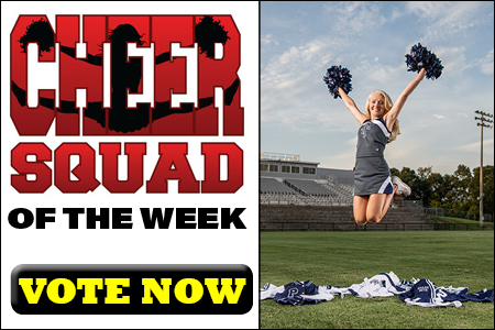 Cheer Squad of the week