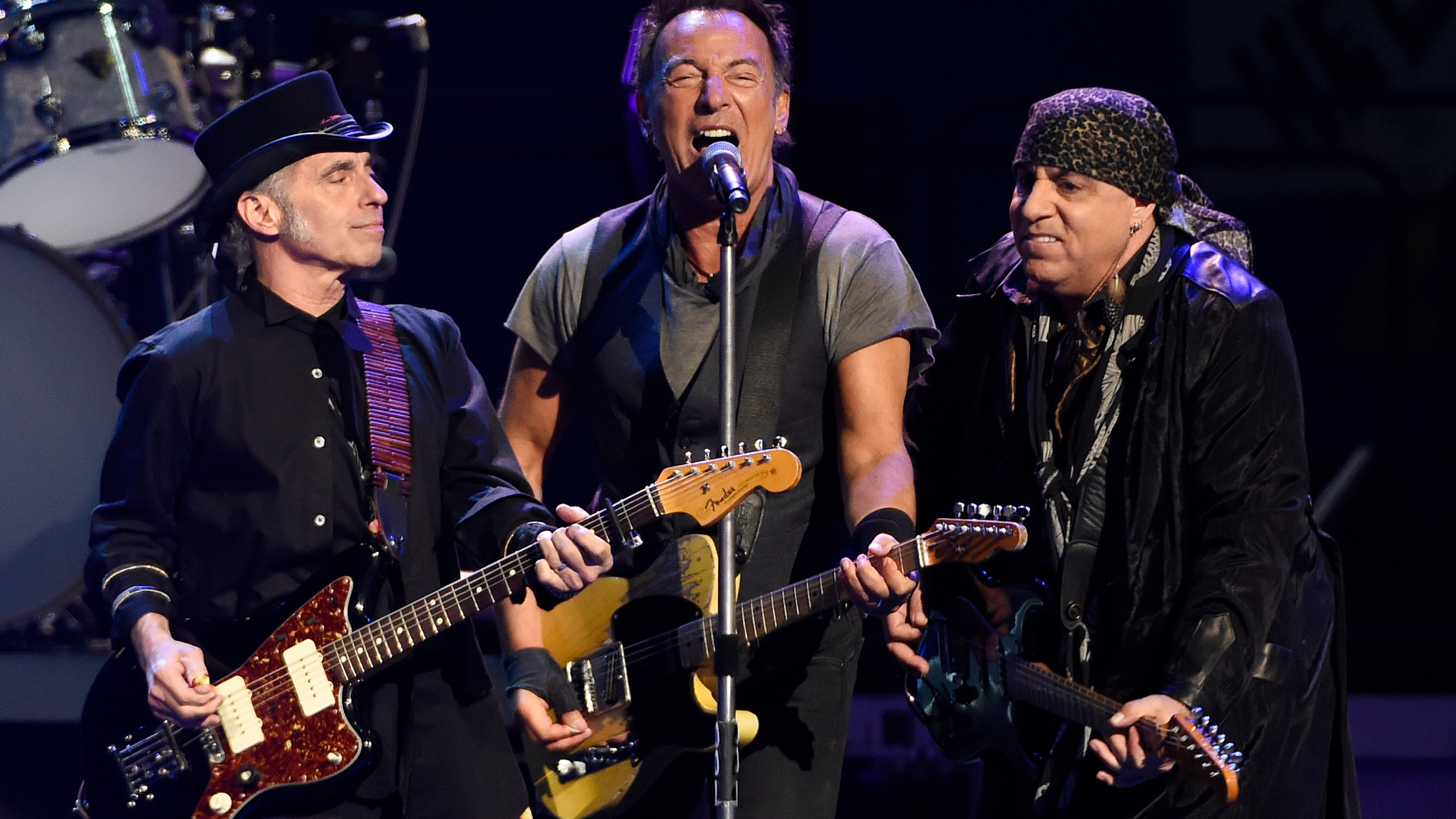 Bruce Springsteen, Nils Lofgren, Steven Van Zandt