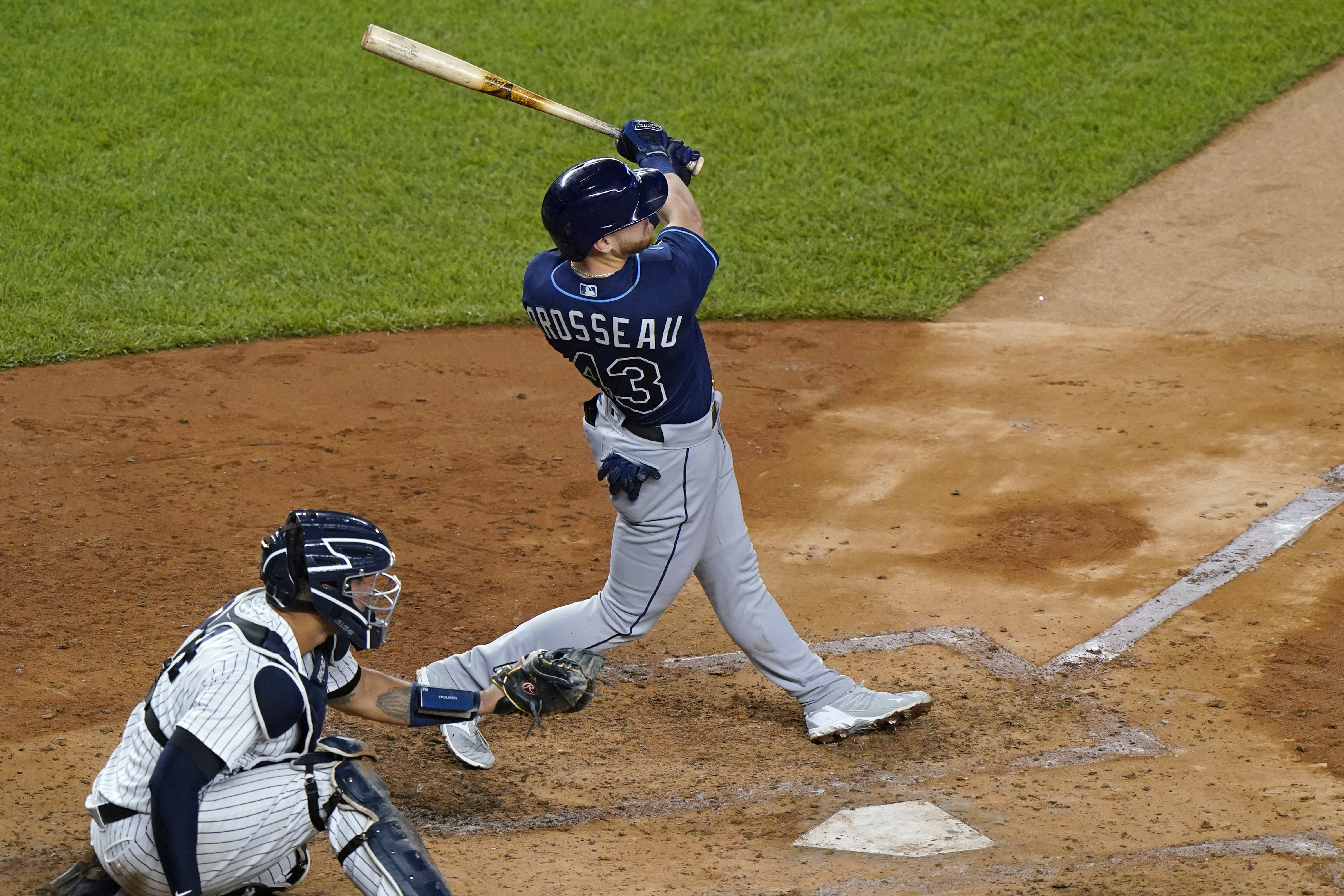 brosseau gets payback as rays beat yankees again 5 2 wdhn dothanfirst com copyright 2020 the associated press all rights reserved